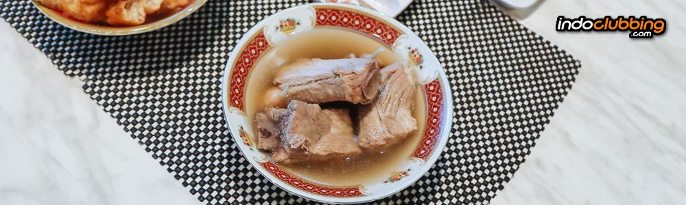 Review restaurant review ya hua bak kut teh jakarta for Terrace karaoke jogja