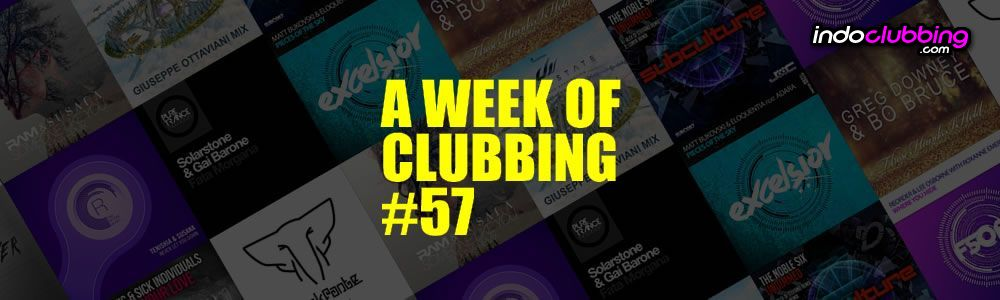 Listing a week of clubbing 57 for Terrace karaoke jogja
