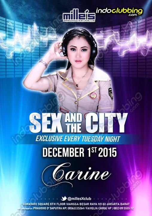 Sex and the city jakarta