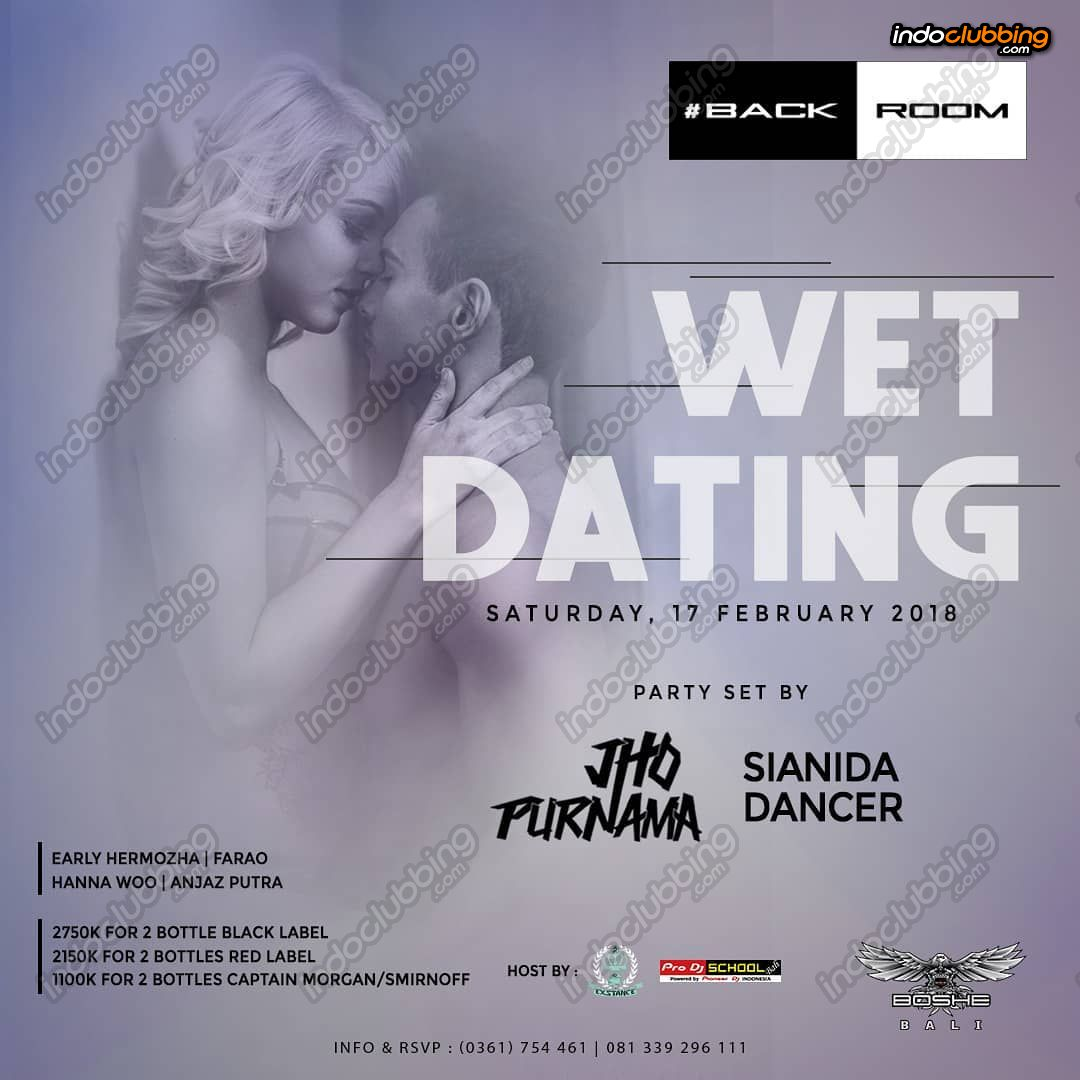Wet dating