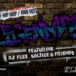 Event : Legendary - Top Hip Hop Rnb Hits @ Red Ruby (Bali