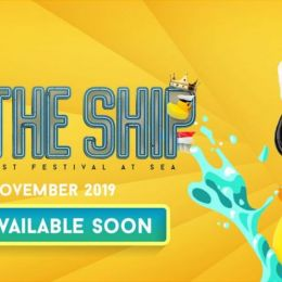 Event : IT'S THE SHIP SINGAPORE 2019 - Day 1 @ It's the Ship