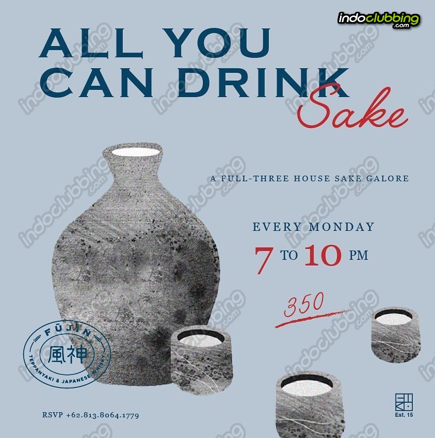 all you can drink japanese