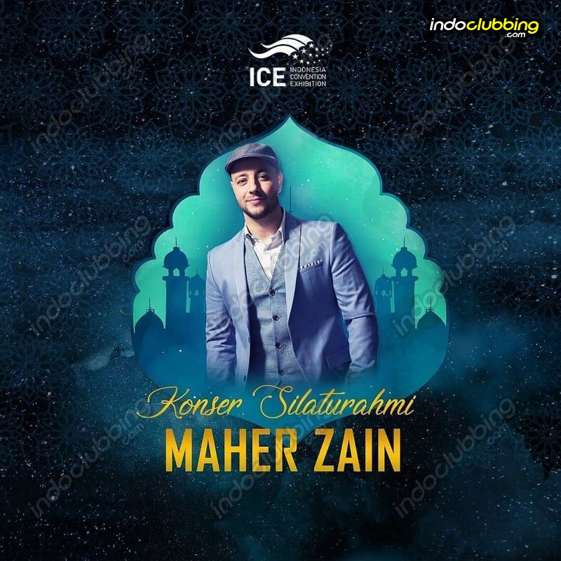 Event : Maher Zain @ Indonesia Convention Exhibition (ICE