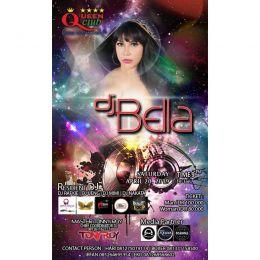 Event : DJ Bella @ Queen Club (Pekanbaru) - Sat 20 Apr 2019