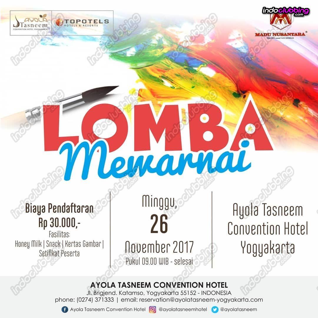 Lomba Mewarnai