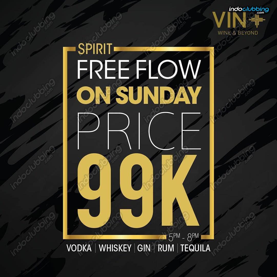 Free Flow on Sunday