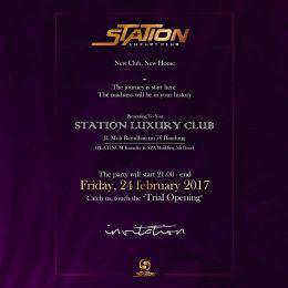Event invitation station luxury club bandung fri 24 feb invitation stopboris Image collections