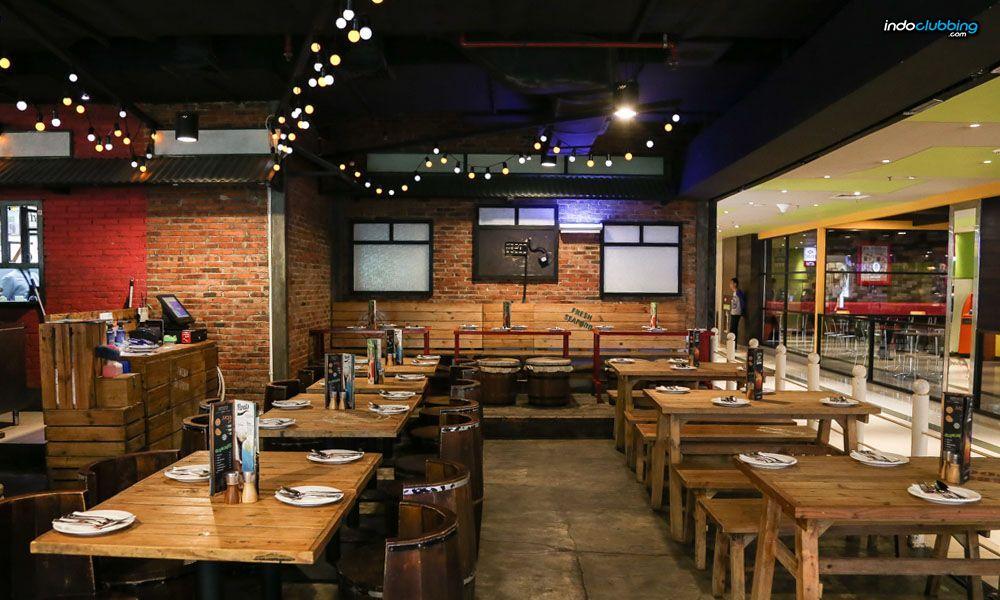 Review - Restaurant Review - Manhattan Fish Market (Jakarta