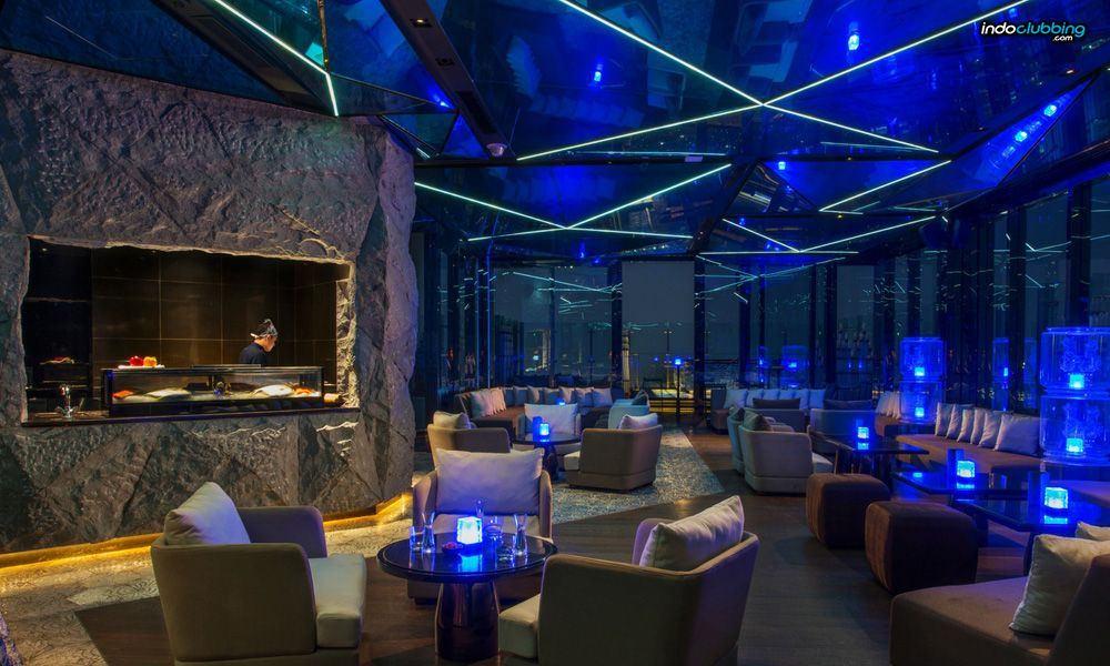 Review Lounge Review Henshin At The Westin Jakarta Indoclubbing Com