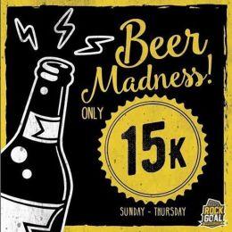 Promo beer promo rock goal sports bar jakarta for Terrace karaoke jogja