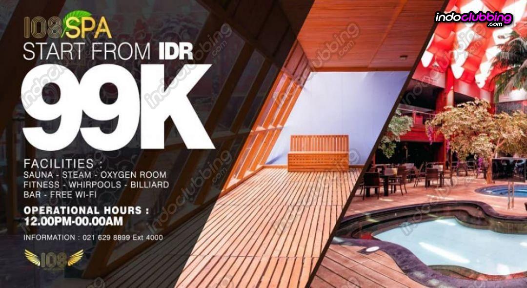 Promo : Promo 108 Spa @ 108 (Jakarta › Barat › Kota
