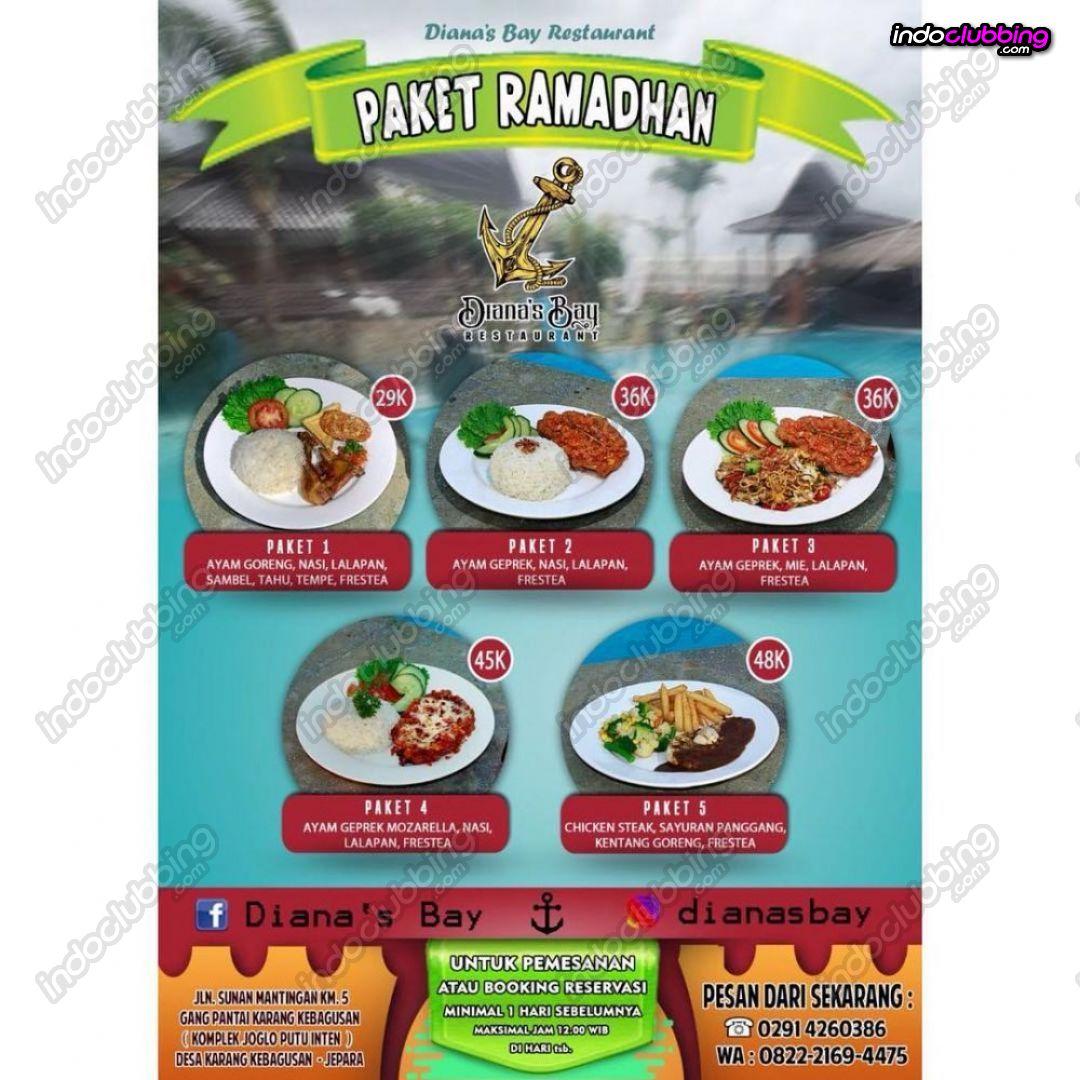 Promo : Paket Ramadhan @ Diana's Bay (Semarang) Everyday ...