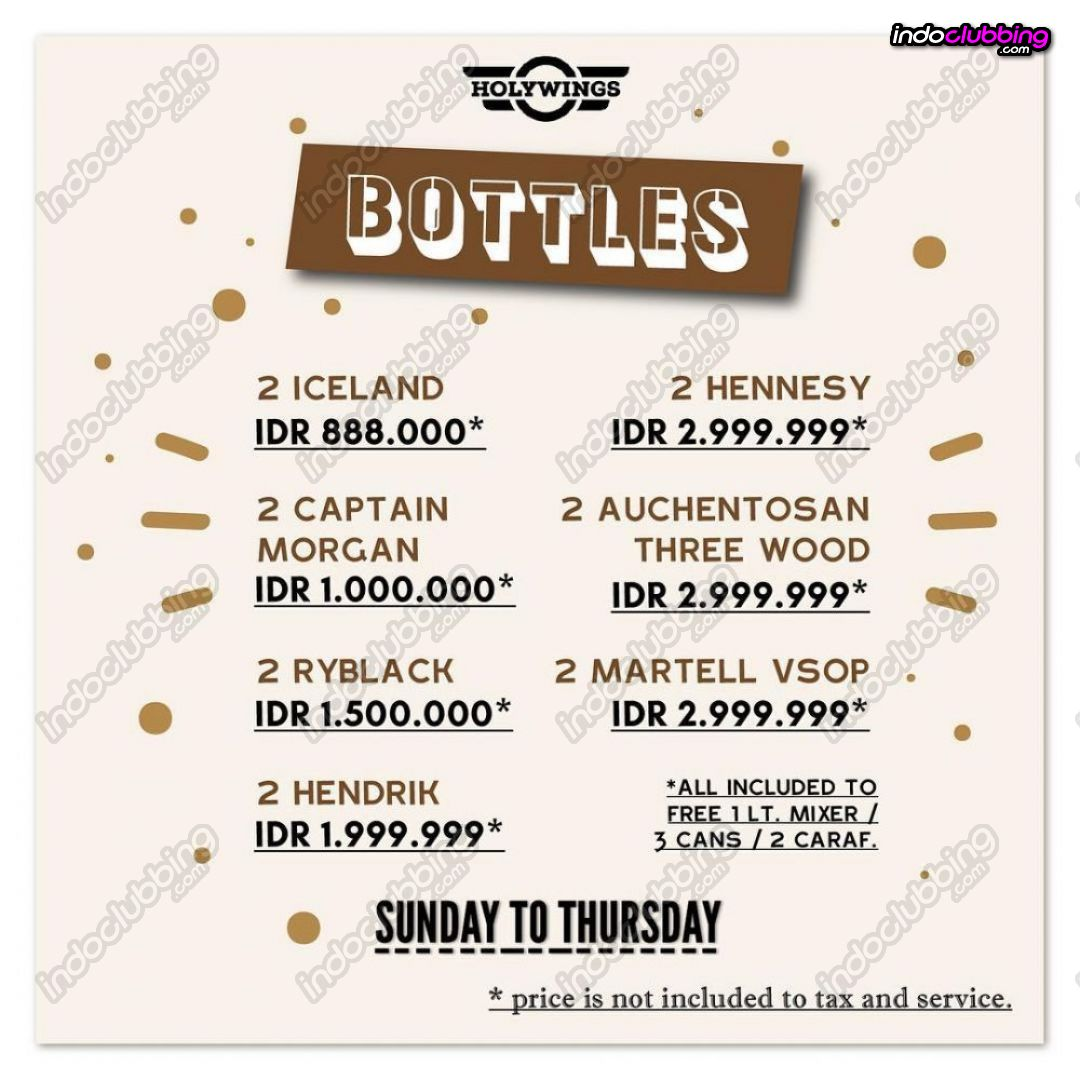 Pop Hotel  Surabaya Promo Special Daily Holywings Everyday