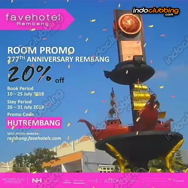 Promo Room Promo Favehotel Rembang Semarang Everyday Indoclubbing Com